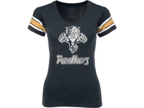 Florida Panthers '47 NHL Womens Off Campus Scoop Neck T-Shirt