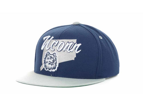 Connecticut Huskies Top of the World NCAA State Of Snapback Cap Hats