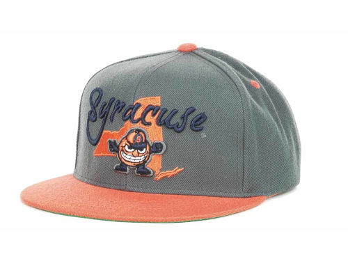Syracuse Orange Top of the World NCAA State Of Snapback Cap Hats