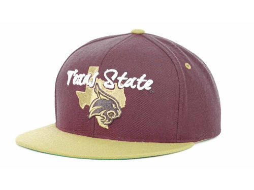 Texas State Bobcats Top of the World NCAA State Of Snapback Cap Hats