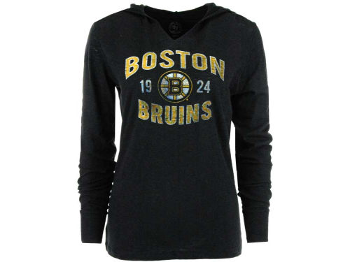 Boston Bruins NHL Womens Primetime Hoodie