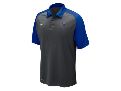New York Mets Nike MLB AC Dri-Fit Polo
