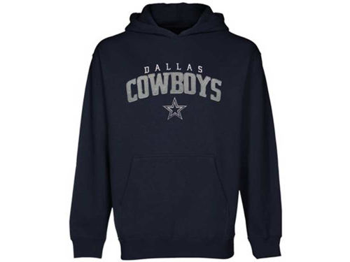 Dallas Cowboys NFL Youth Post Route Fleece Hoodie