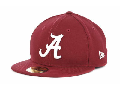 Alabama Crimson Tide NCAA AC Stock 59FIFTY Hats