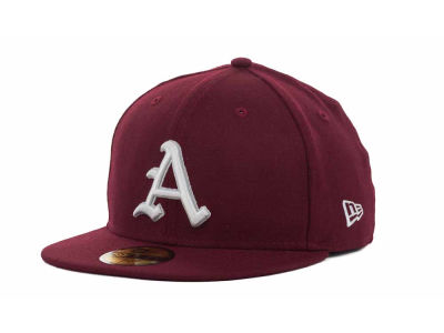 Arkansas Razorbacks NCAA AC Stock 59FIFTY Hats