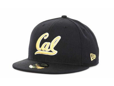 California Golden Bears NCAA AC Stock 59FIFTY Hats