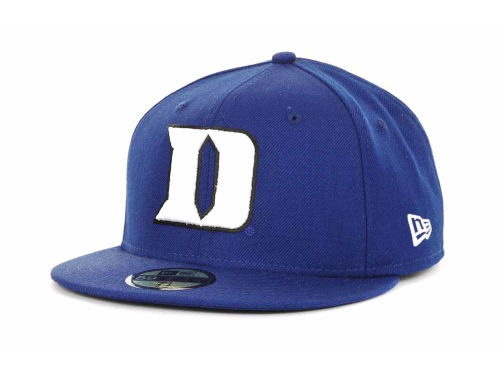 Duke Blue Devils New Era NCAA AC Stock 59FIFTY Hats