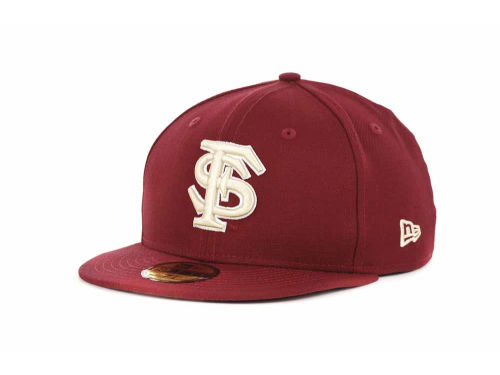 Florida State Seminoles New Era NCAA AC Stock 59FIFTY Hats