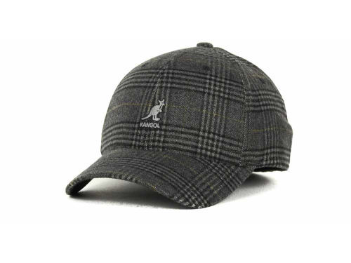 Kangol Plaid Baseball F12 Cap Hats