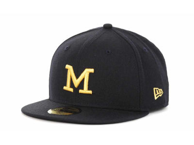 Michigan Wolverines NCAA AC Stock 59FIFTY Hats