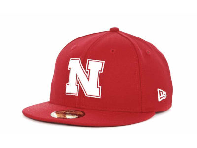 Nebraska Cornhuskers NCAA AC Stock 59FIFTY Hats