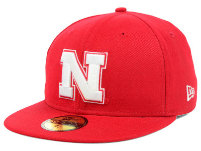 Nebraska Cornhuskers NCAA AC Stock 59FIFTY Cap Hats