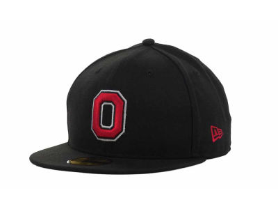 Ohio State Buckeyes NCAA AC Stock 59FIFTY Cap Hats
