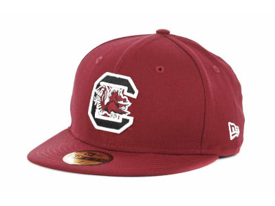 South Carolina Gamecocks NCAA AC Stock 59FIFTY Hats