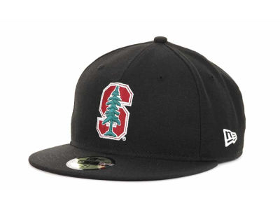Stanford Cardinal NCAA AC Stock 59FIFTY Cap Hats