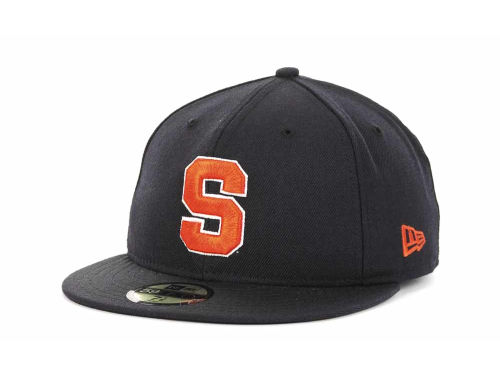 Syracuse Orange New Era NCAA AC Stock 59FIFTY Hats