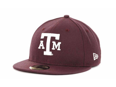 Texas A&M Aggies NCAA AC Stock 59FIFTY Hats