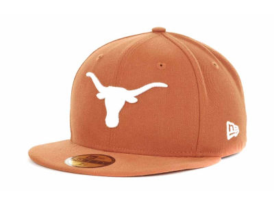 Texas Longhorns NCAA AC Stock 59FIFTY Hats