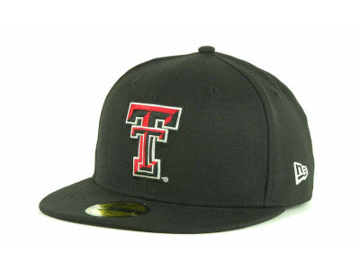 Texas Tech Red Raiders NCAA AC Stock 59FIFTY Hats