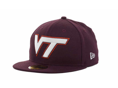 Virginia Tech Hokies NCAA AC Stock 59FIFTY Hats