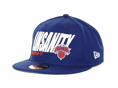 New York Knicks NBA Hardwood Classics Linsanity 59FIFTY Hats