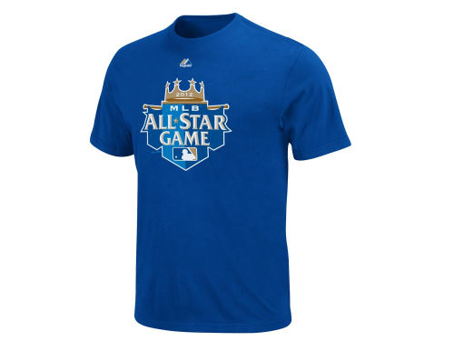 Majestic MLB Youth All Star 12 Official Logo T-Shirt