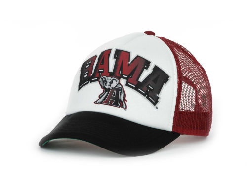 Alabama Crimson Tide Top of the World NCAA In The Paint Cap Hats