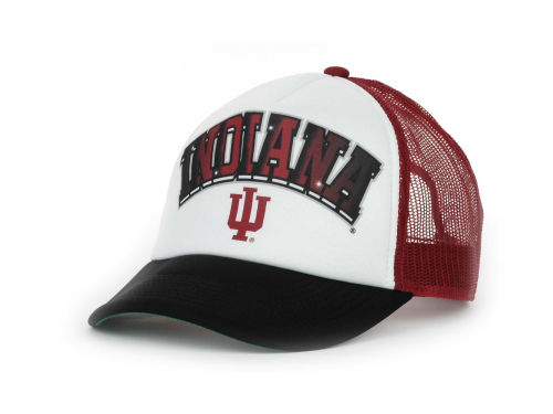 Indiana Hoosiers Top of the World NCAA In The Paint Cap Hats