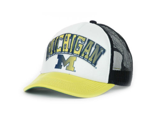 Michigan Wolverines Top of the World NCAA In The Paint Cap Hats