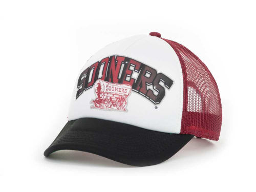 Oklahoma Sooners Top of the World NCAA In The Paint Cap Hats