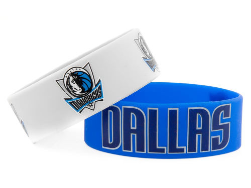 Dallas Mavericks 2pk Bulk Bandz
