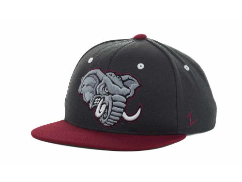 Alabama Crimson Tide Zephyr NCAA X-Snap Cap Hats
