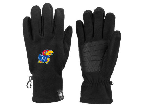 Kansas Jayhawks Thermarator Gloves