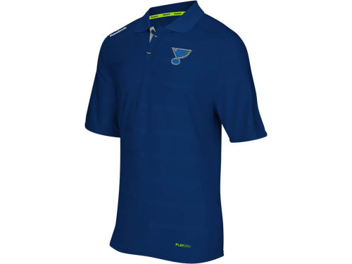 St. Louis Blues NHL Center Ice Polo
