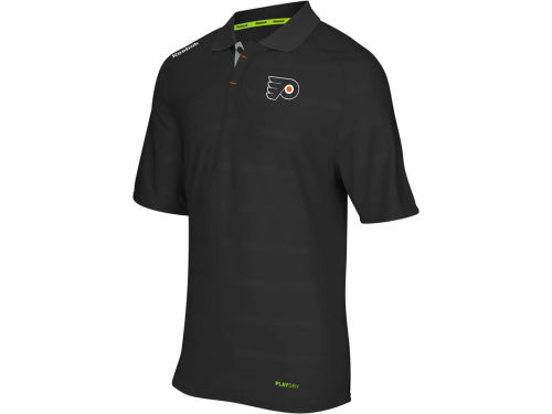 Philadelphia Flyers NHL Center Ice Polo
