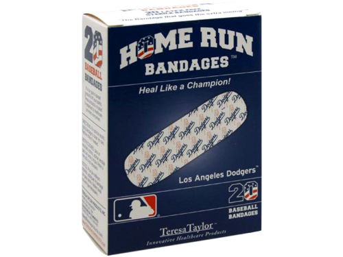 Los Angeles Dodgers Home Run Bandages