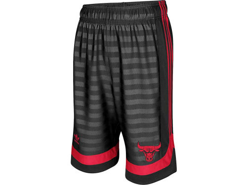 Chicago Bulls adidas NBA Groove Shorts