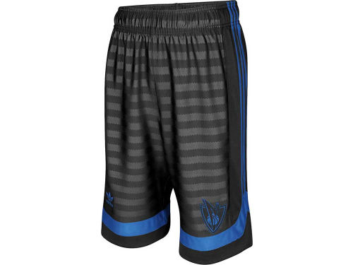 Dallas Mavericks adidas NBA Groove Shorts