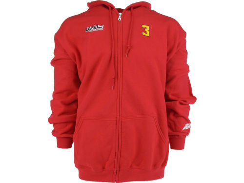 Helio Castroneves Racing Mens Sponsor Full Zip TD Hoodie