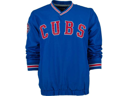 Chicago Cubs GIII MLB Wordmark Pullover Jacket