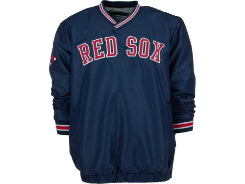 Boston Red Sox GIII MLB Wordmark Pullover Jacket