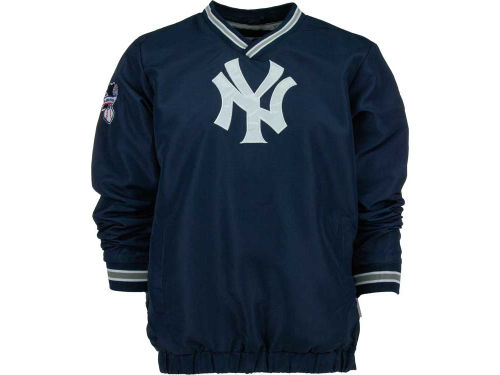 New York Yankees GIII MLB Logo Pullover Jacket
