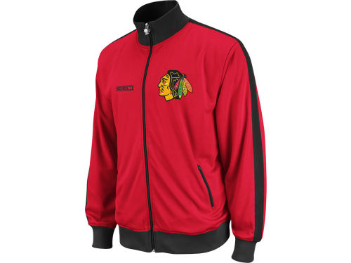 Chicago Blackhawks NHL Lord Stanley Track Jacket