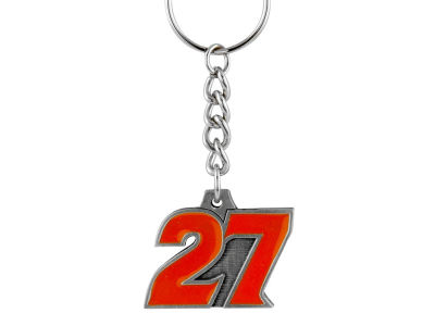 James Hinchcliffe Racing Keychain