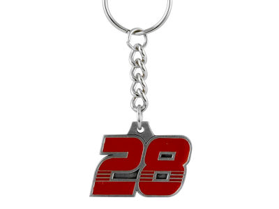 Ryan Hunter-Reay Racing Keychain