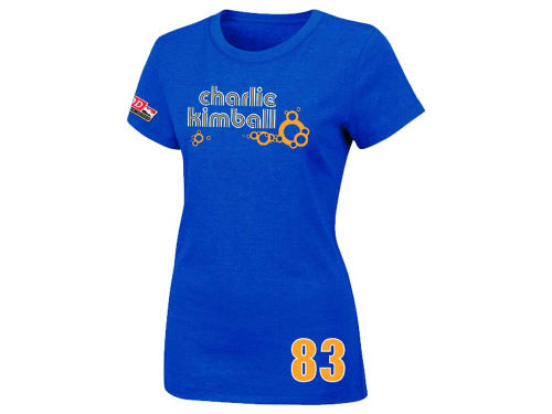 Charlie Kimball Racing Womens Bubbles Driver T-Shirt