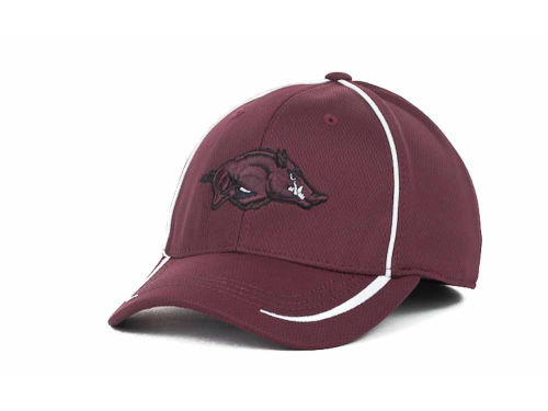 Arkansas Razorbacks Top of the World NCAA Lunatech TC Cap Hats