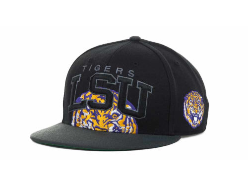 LSU Tigers '47 Brand NCAA Blockhouse Snap Cap Hats