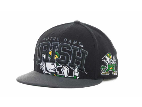 Notre Dame Fighting Irish '47 Brand NCAA Blockhouse Snap Cap Hats