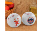 New York Mets Boelter Brands Baseball Salt & Pepper Shakers Kitchen & Bar